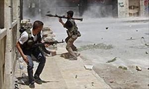 לוחמה בסוריה