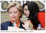 Huma tnd Hillary