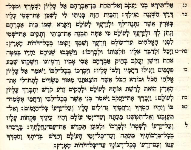 ברכת אברהם
