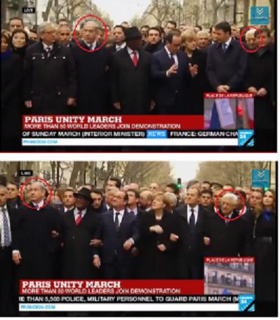 הפגנה בפריז