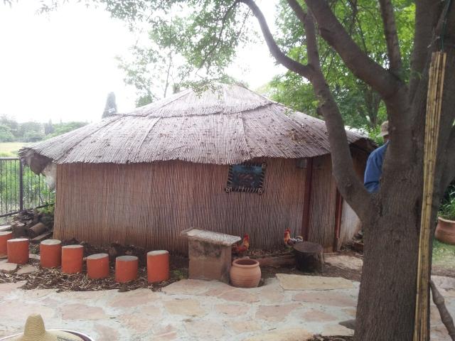 בית טיפוסי של משפחה אתיופית