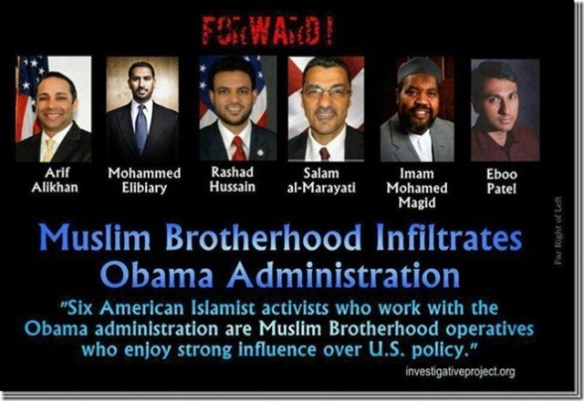 Muslim Infiltrates