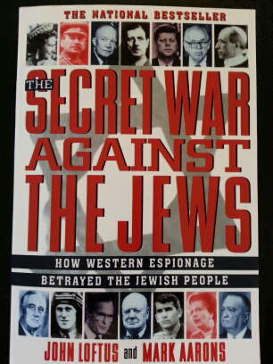 The Secret War Against Jews