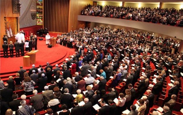 Reform synagogue 11
